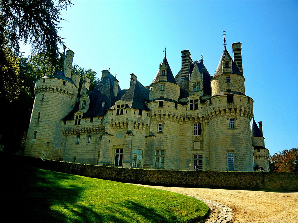 Château d'Ussé, France (by mitko_denev)
