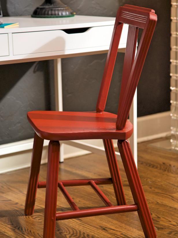 Comment repeindre des meubles en bois? Diy network, Woods and