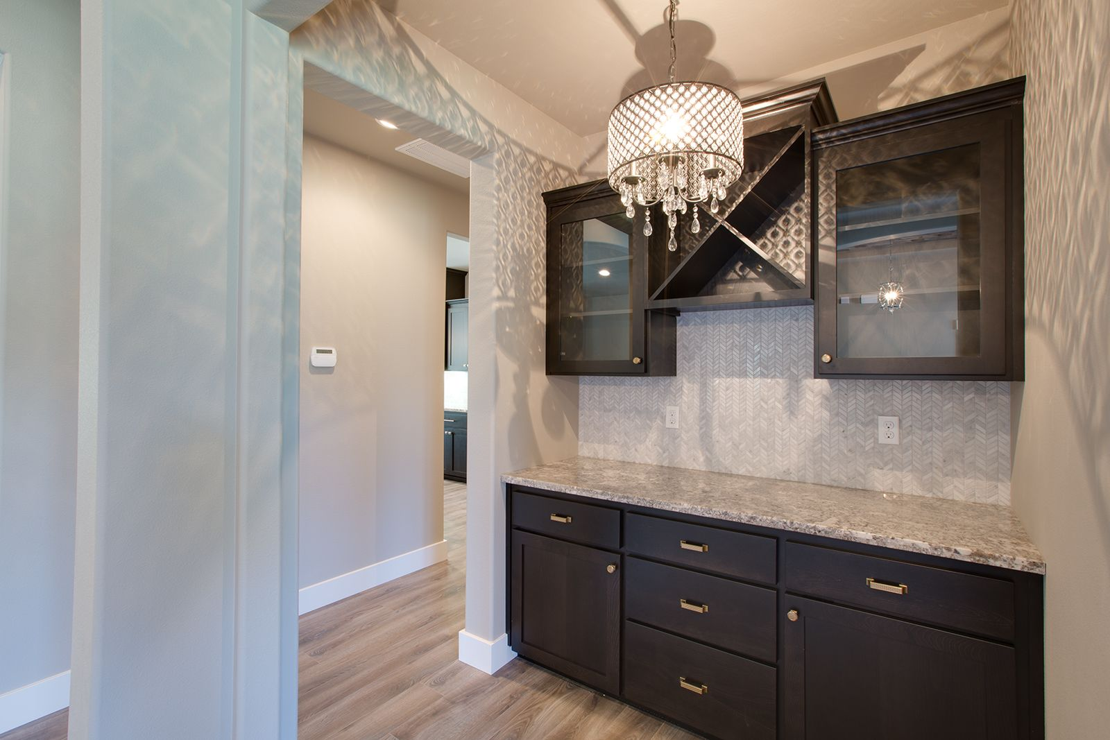 Built in Butlery off the kitchen and formal dining room. Featuring ...