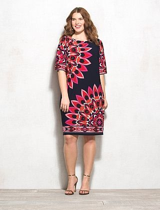 Dress Barn Dresses Plus Size Dresses Shift Dresses Dressbarn