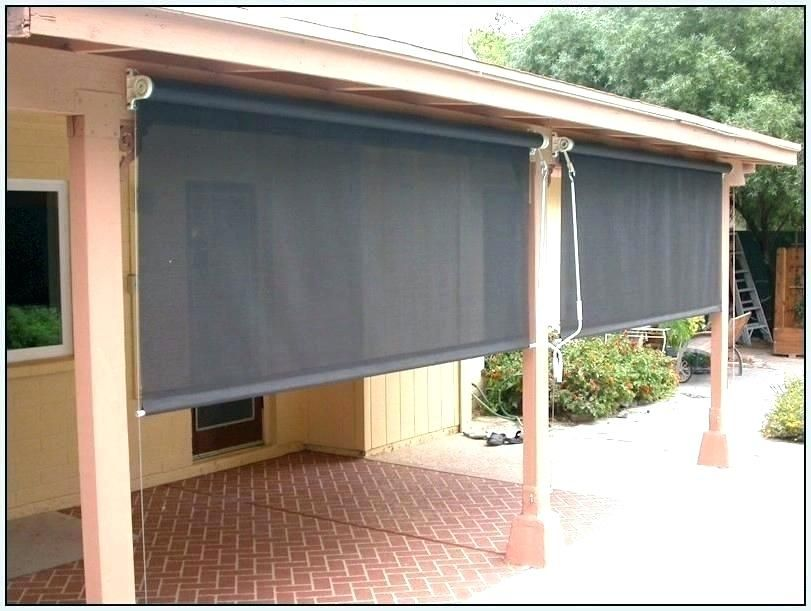 Home Depot Roller Shades Porch Shades Home Depot Shades Ideas