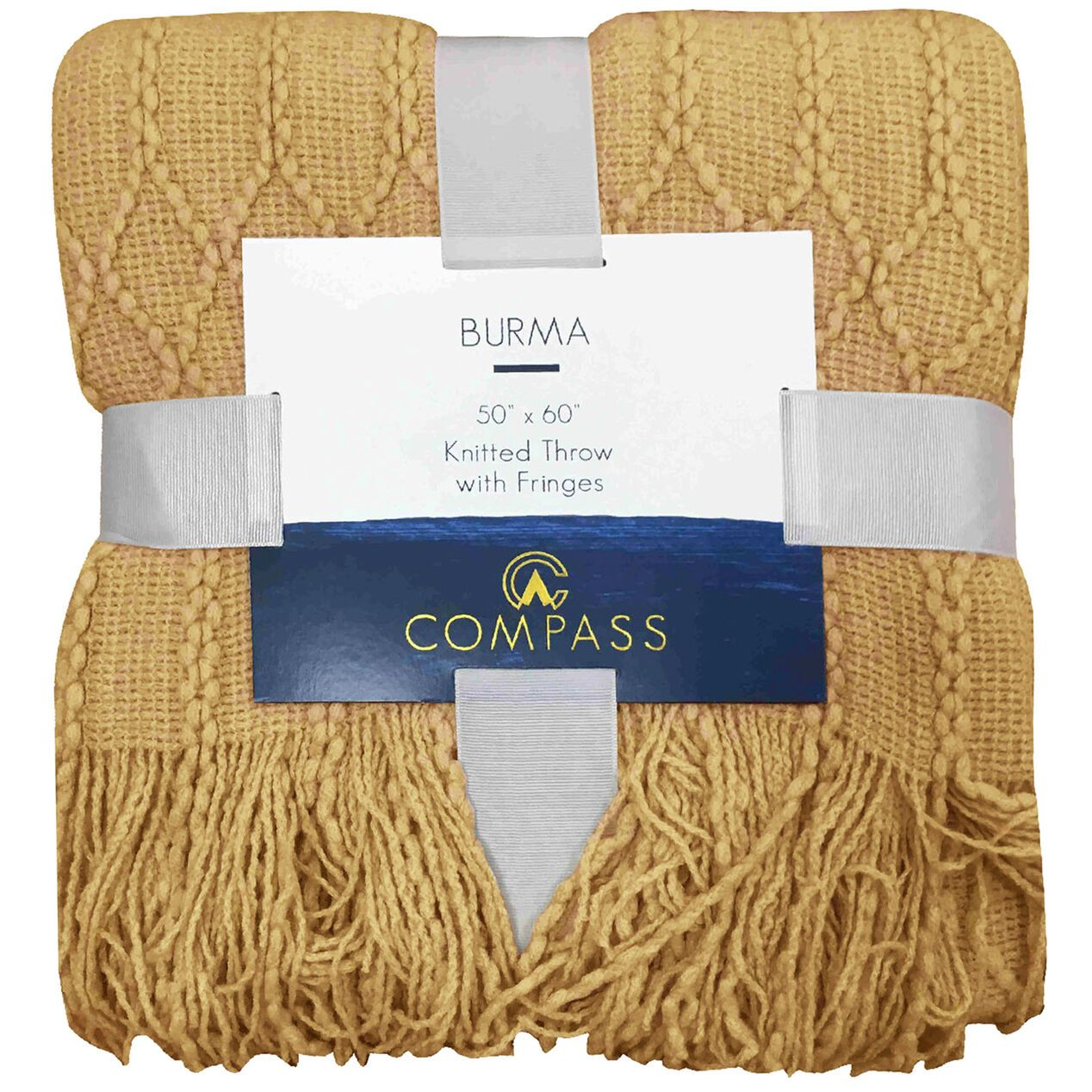 Burma Knitted Mustard Throw Blanket Mustard Throw Blanket Knitted Throws Affordable Throw Blankets