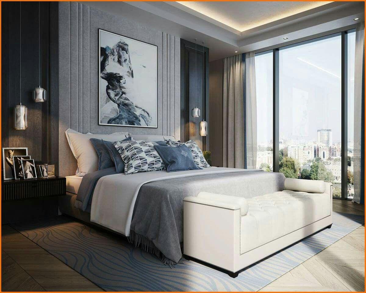 Pinterest Simona Hásová Modern luxury bedroom