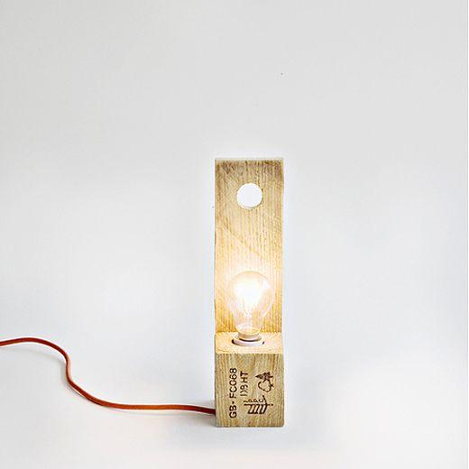 Studiomama Pallet Light Lamp Wood Lamps
