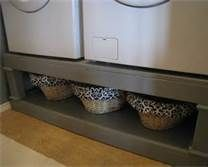 washer dryer stands