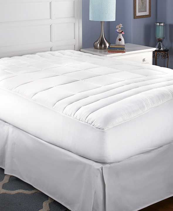 Zonal Support Fitted Mattress Pad Shopping on Sites Pinterest