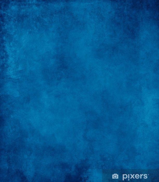 Blue background Wall Mural • Pixers® - We live to change
