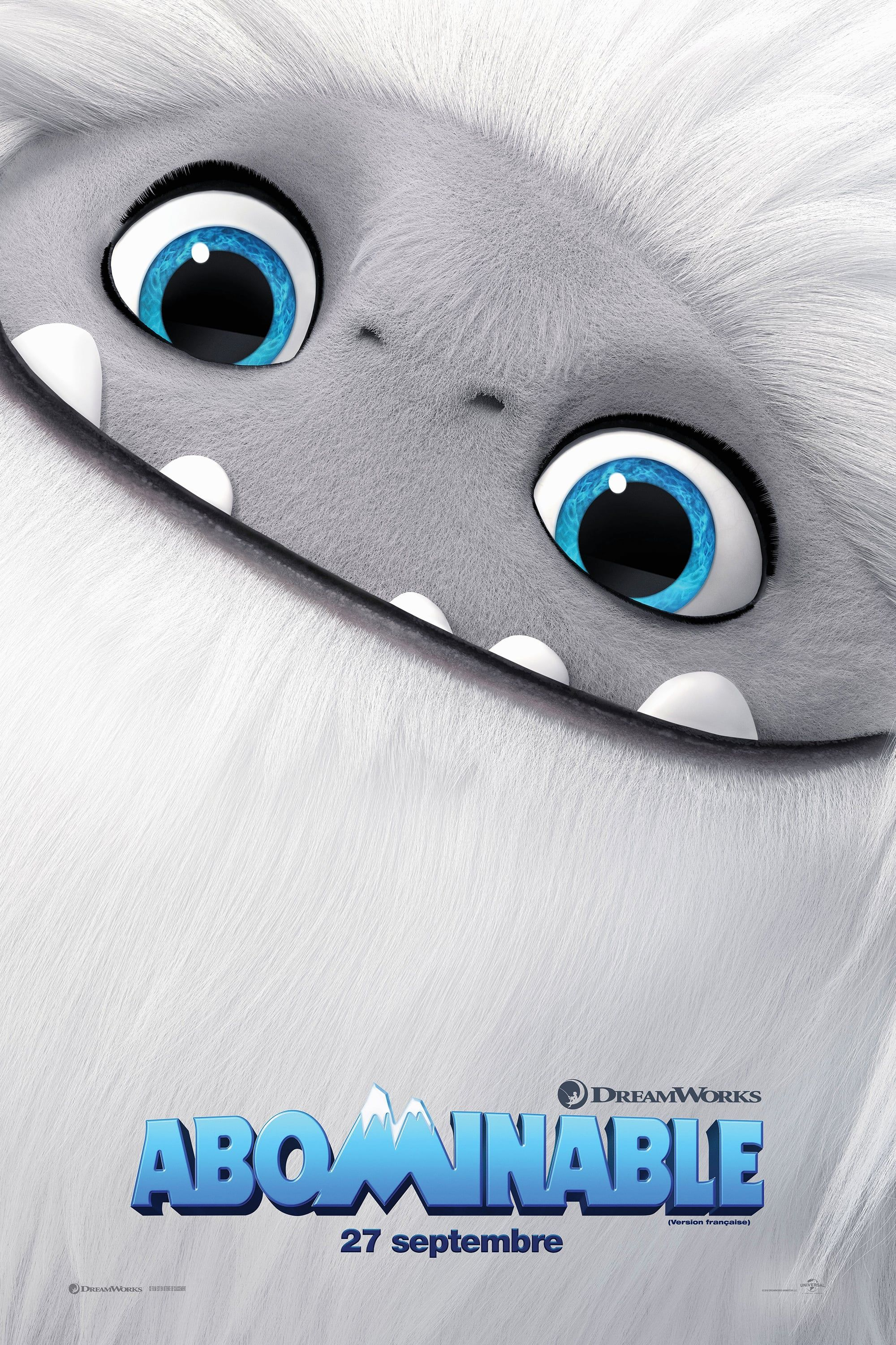 Abominable 2019 Full HD MOVIE in OFFICIAL