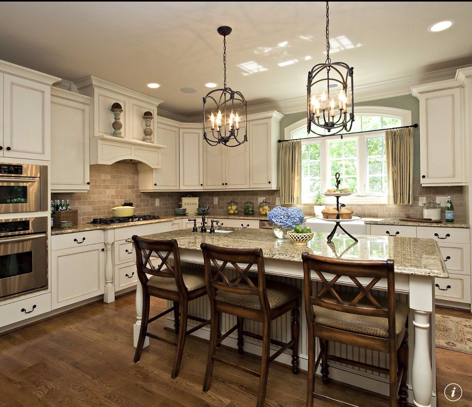 Traditional Off White Kitchen Cabinets: Off White Kitchen Cabinets, White Kitchen