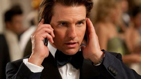 FORBES REPORT: Tom Cruise is highest paid actor.
