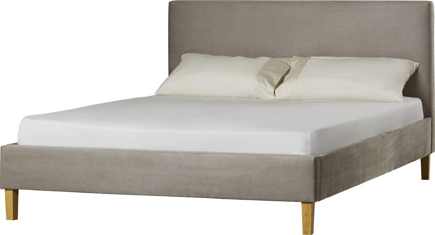 Stefanie Upholstered Bed Frame | Home | Pinterest