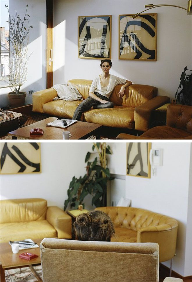 Humble Abode Artworks, Supermodels and Apartments