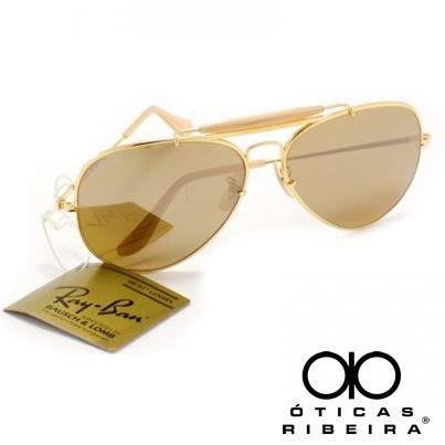 No dia do aviador, estamos lembrando a história do óculos Aviador da Ray  Ban! 8885f879c8