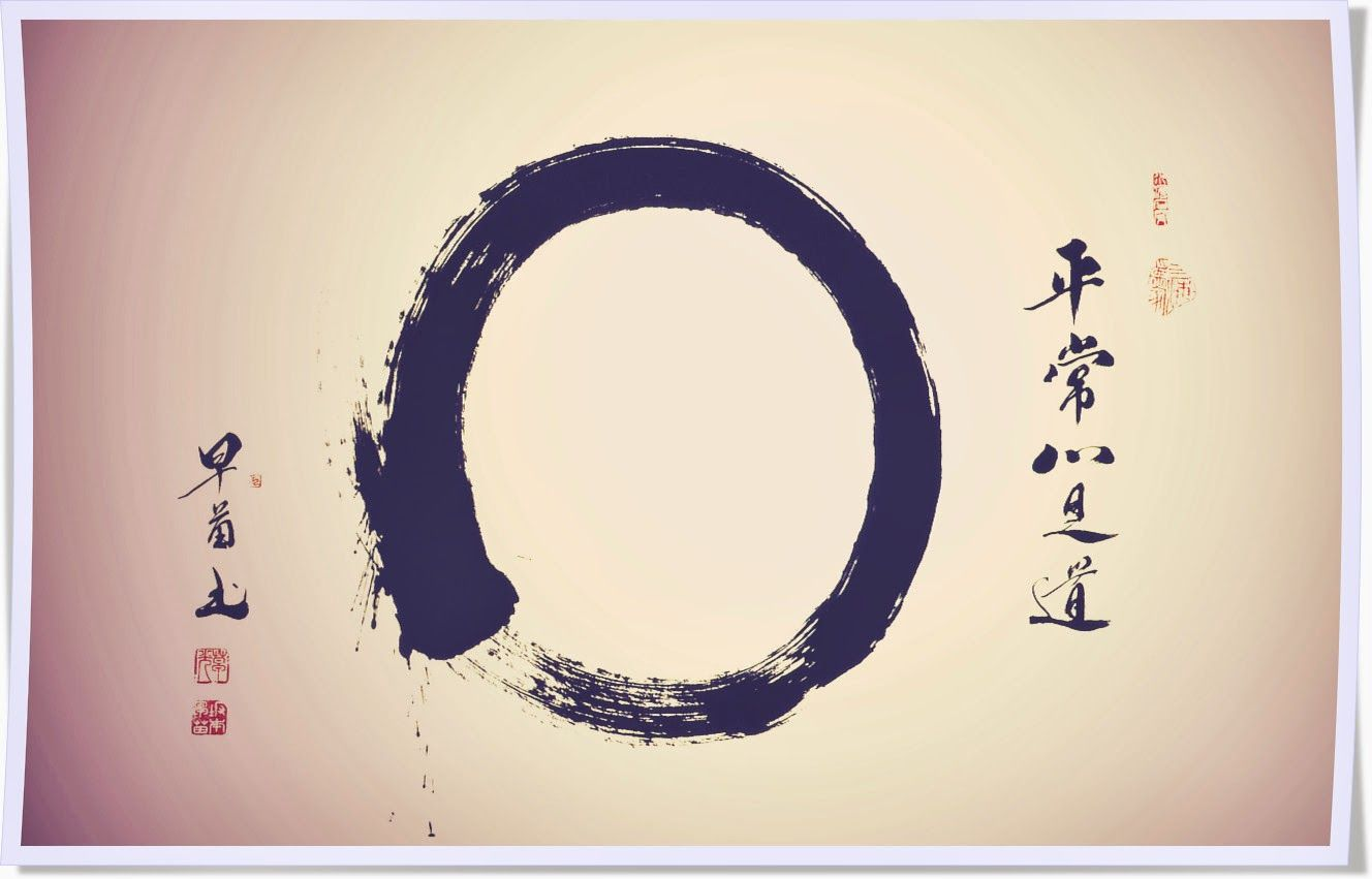 Zen buddhism art salon pinterest buddhism and japanese zen buddhism art biocorpaavc Images