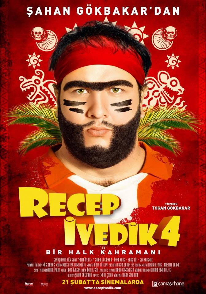 Recep Ivedik 4 Camasirhane Film 2 Key Art Design Film Sinema Final Fantasy