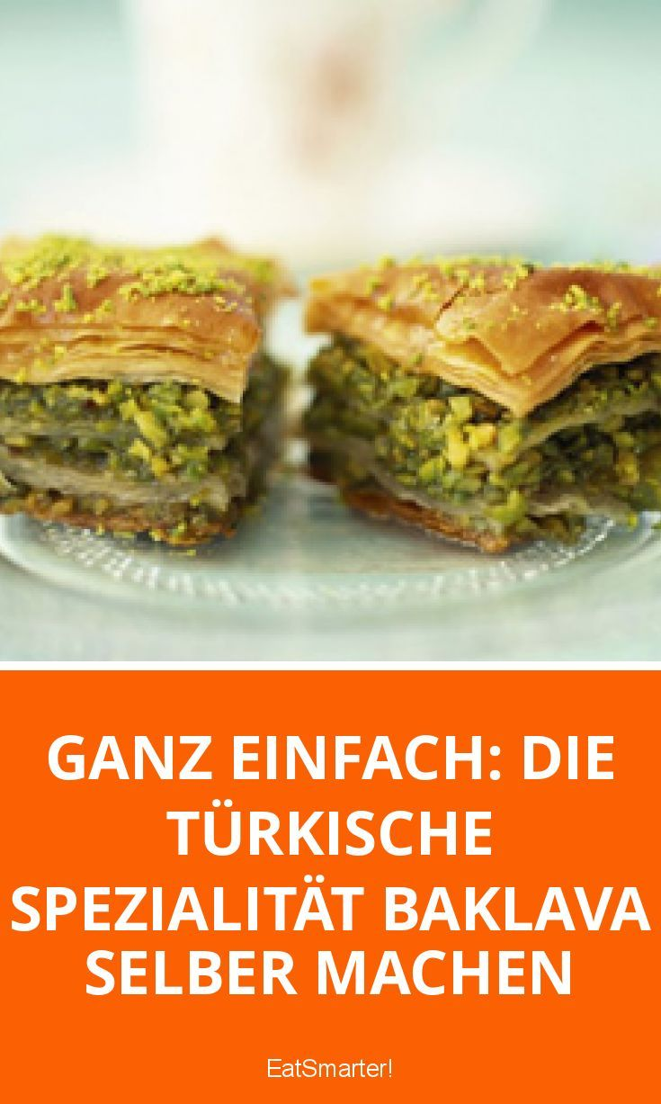 Photo of Very simple: the Turkish specialty Baklava se