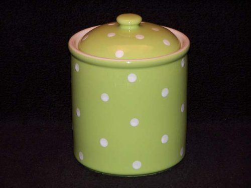 Spode Baking Days Green Canister(s) by Spode. $26.99. Dimensions: 5 ...