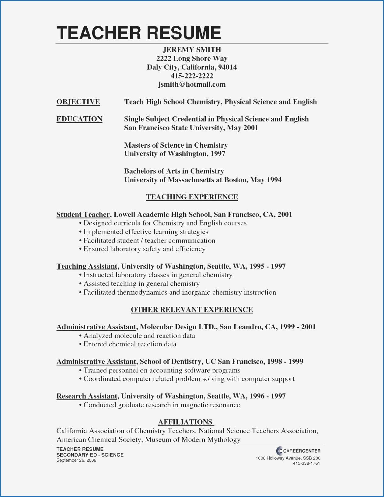 11 Resume Examples With Little Education Check More At Https Www Ortelle Org Resume Examples With Little Education Dengan Gambar Belajar Tulisan
