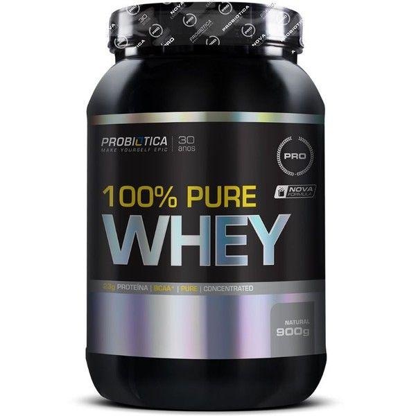 1ceb7550f 5 Whey Protein 900g - Probiótica Pro -