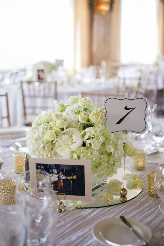 Wedding Reception Tablescape Centerpiece Vero Suh Photography via CeremonyBlog.com