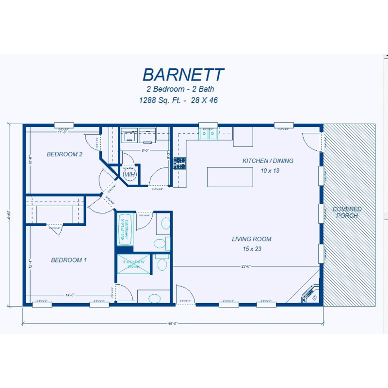 David S Ready Built Homes 2 Bedroom Floor Plans House