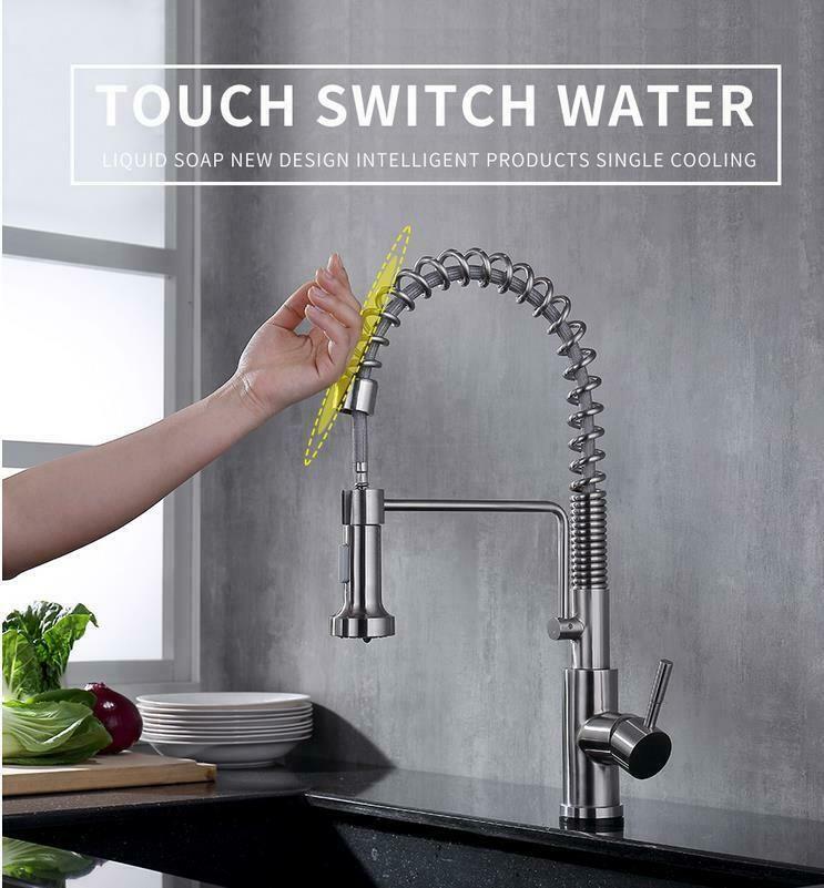 Https Ift Tt 2p28x6p Kitchen Mixer Ideas Of Kitchen Mixer Kitchenmixer Sensor Touch Kitchen Sink Fa Kitchen Sink Faucets Touch Kitchen Faucet Faucet