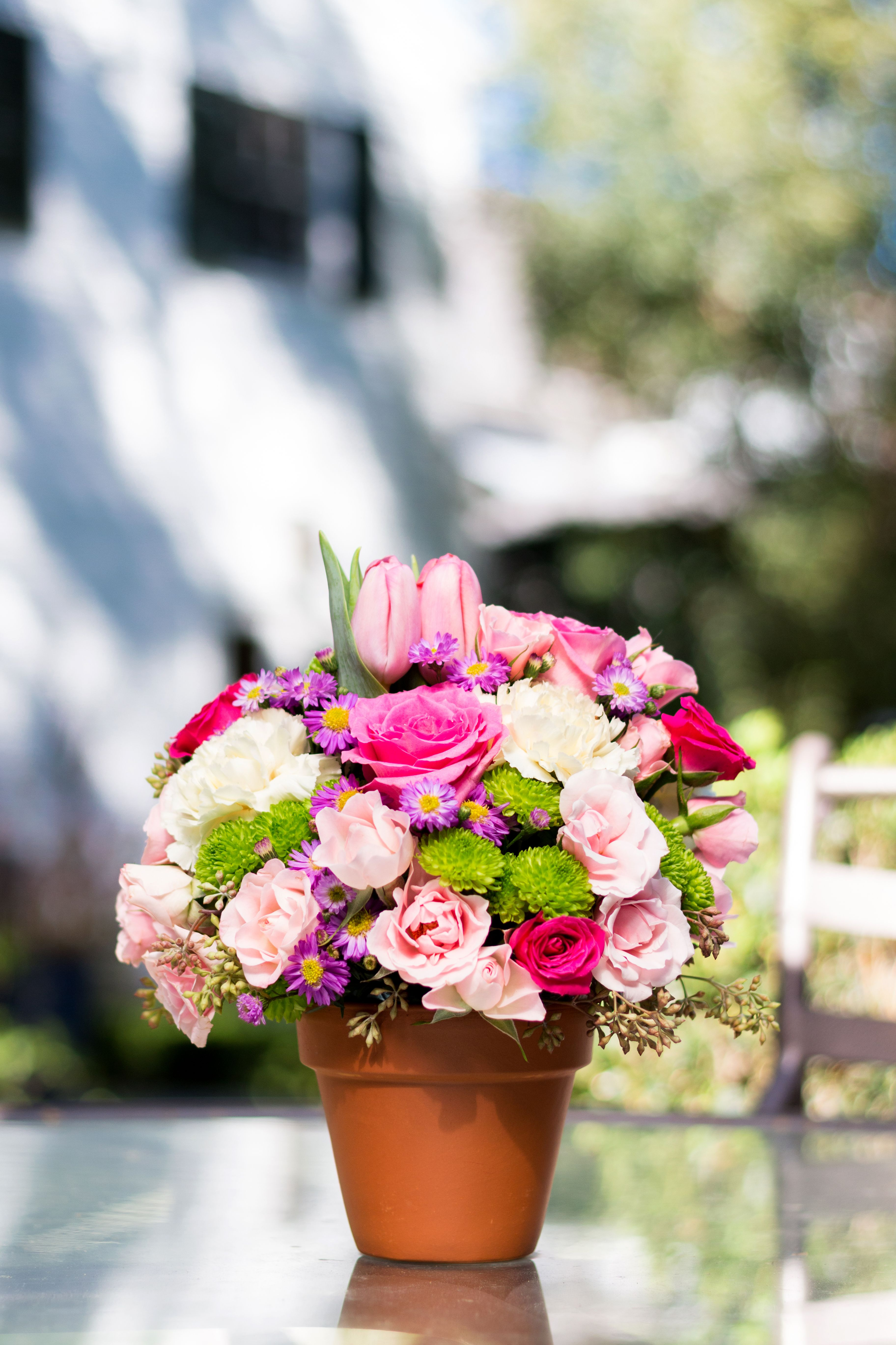 Spring Sonata Bouquet Spring Flowers Potted Flowers Flower
