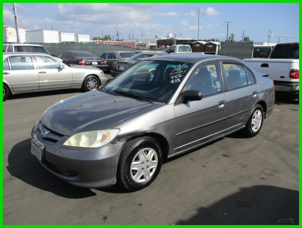 Discover Ideas About Honda Civic. Nice Awesome 2005 Honda Civic VP ...