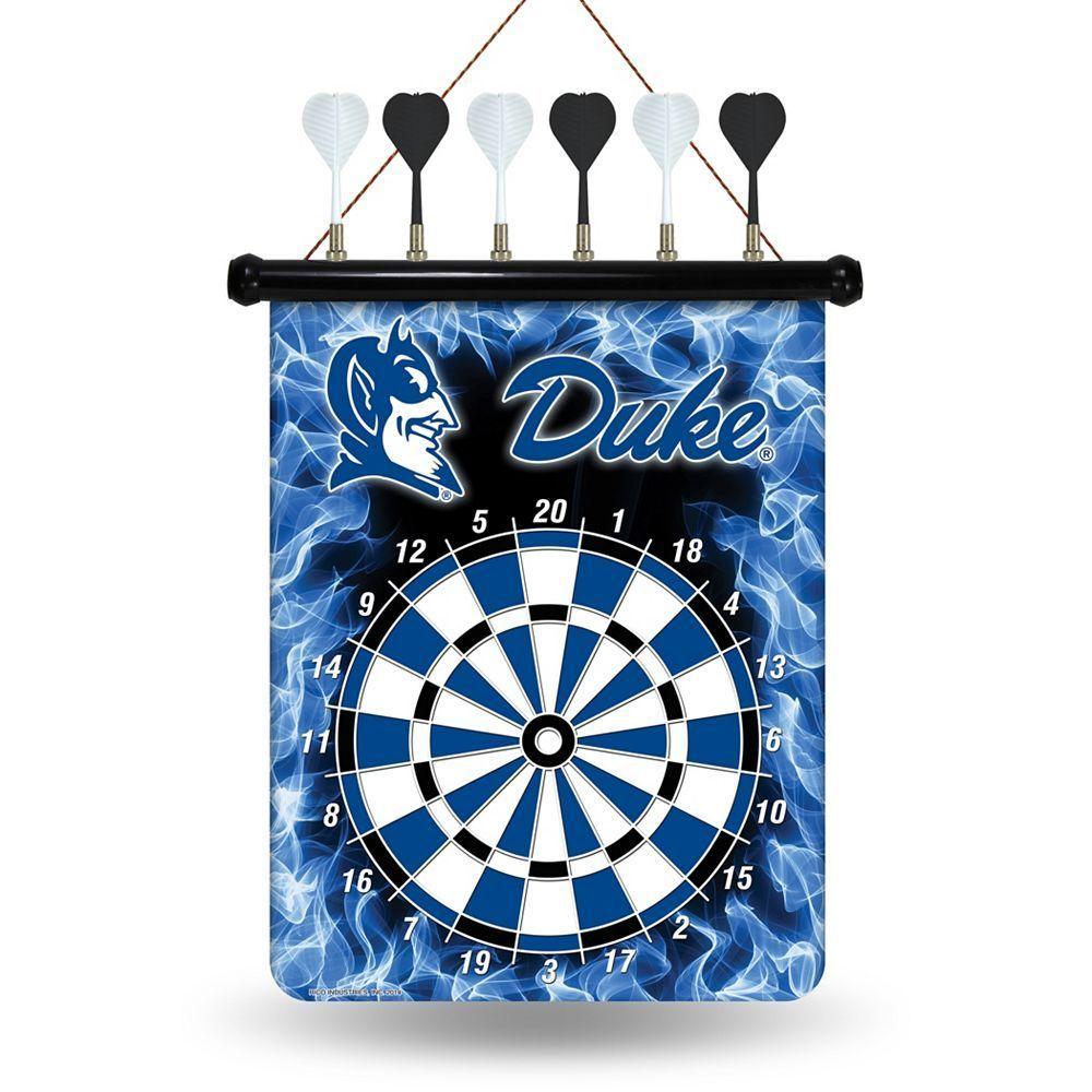 Duke Blue Devils Magnetic Dart Board, Multicolor