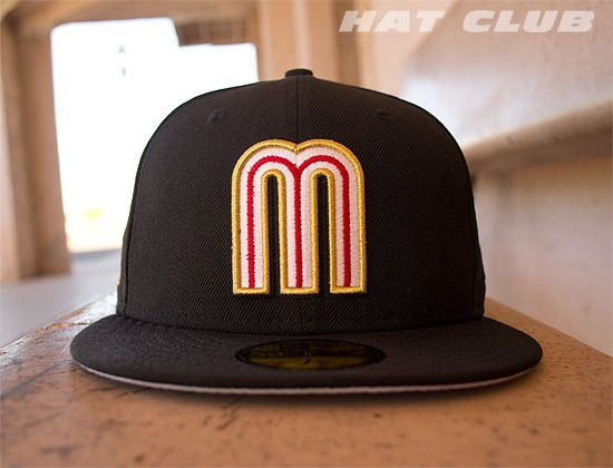 New Fitteds At Hat Club New Era X Wbcmexico M59fifty Cap