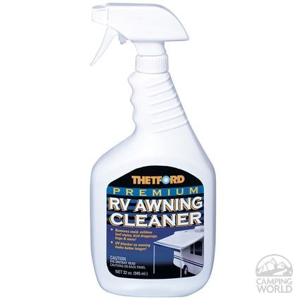Premium Rv Awning Cleaner 32 Oz Vintage Trailers Camping World Rv Travel