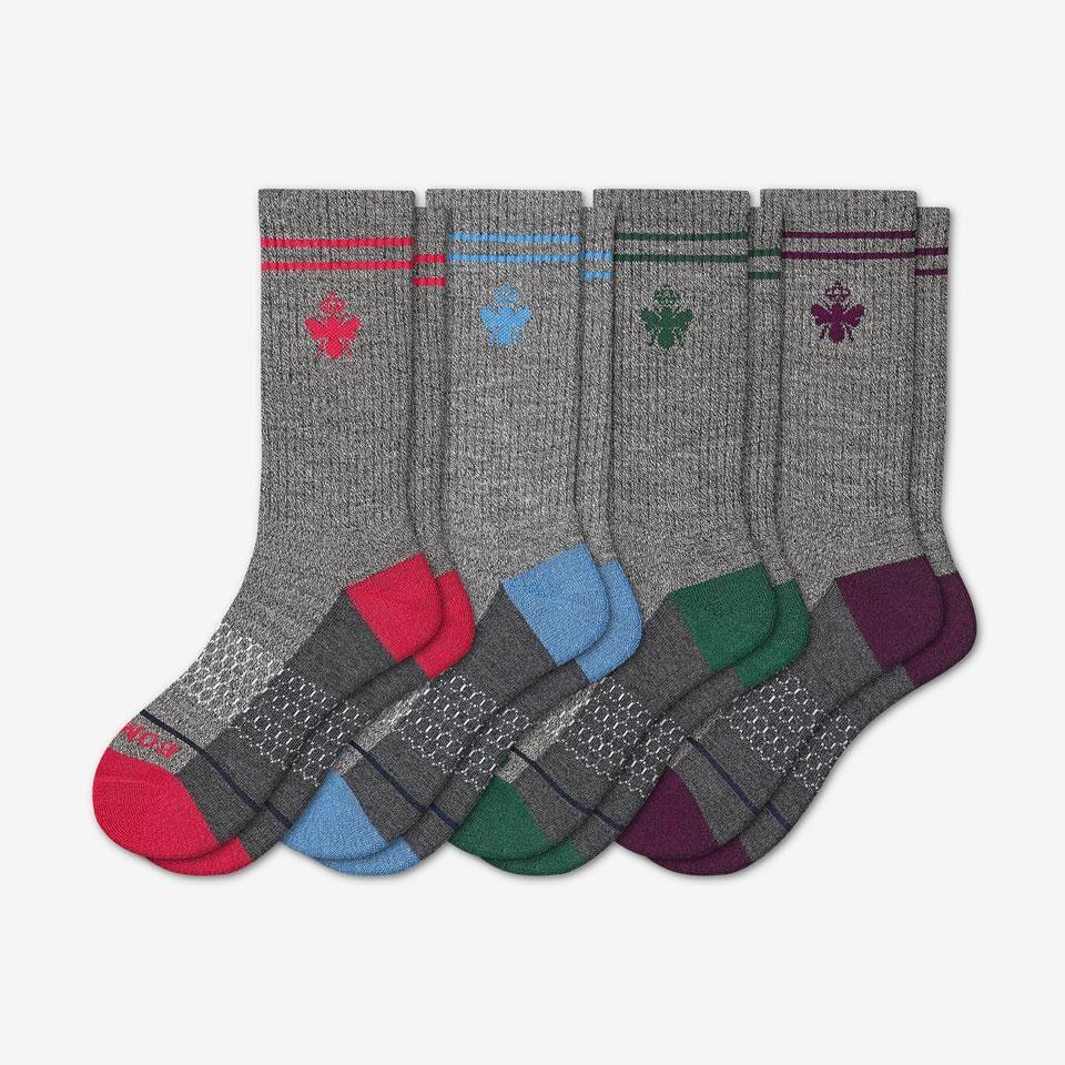 Women's Merino Originals Calf Sock 4Pack Calf socks