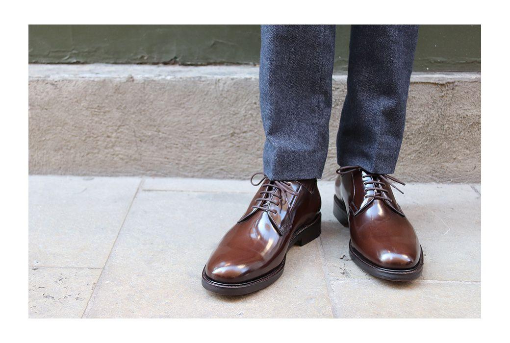 fd9e0143aa430 Chaussure ville homme Derbies Sandridge - Bexley