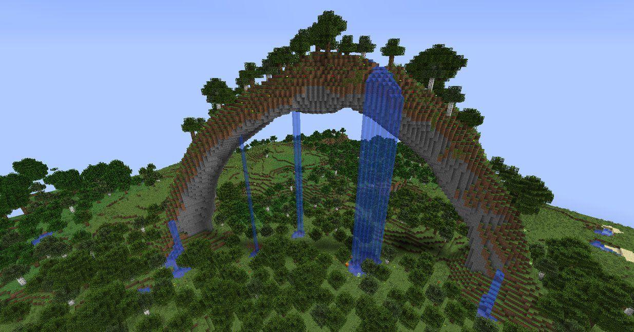 Better Arches Minecraft Architecture Minecraft Projects Minecraft Plans