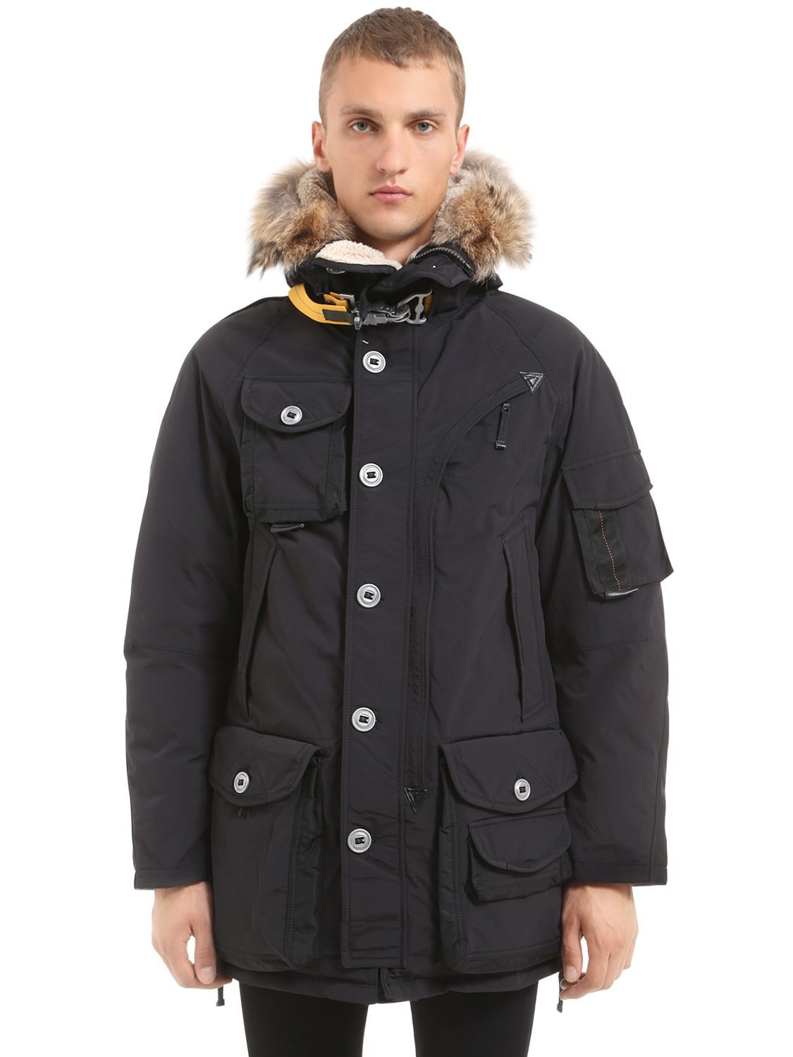 PARAJUMPERS MUSHER POLAR EQUIPMENT PARKA. #parajumpers #cloth #