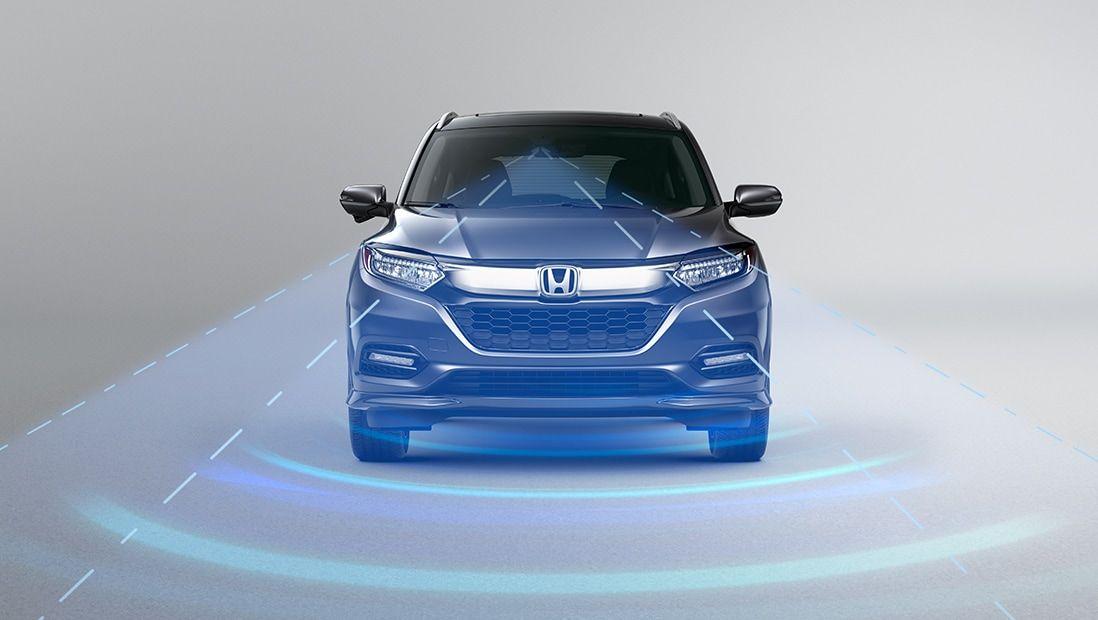 2020 Honda HRV The Crossover SUV Honda in 2020 Suv