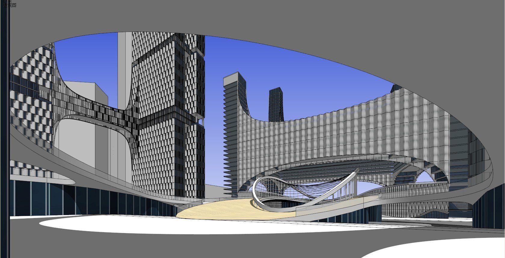 ★Sketchup 3D ModelsSkyscraper Sketchup Models Sketchup