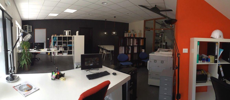 Bureaux De L'Agence Architecture D'Intérieur Ad Hoc Concept À #Brest
