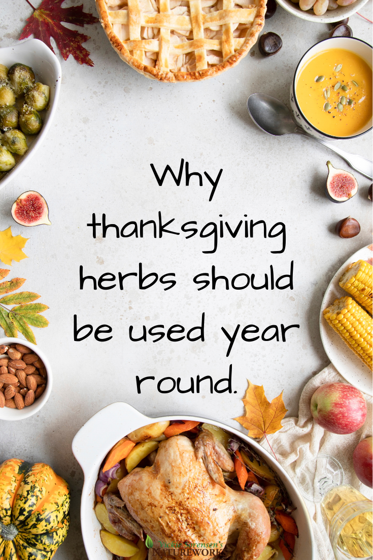 Thanksgiving Herbs Thanksgiving recipes, Food recipes
