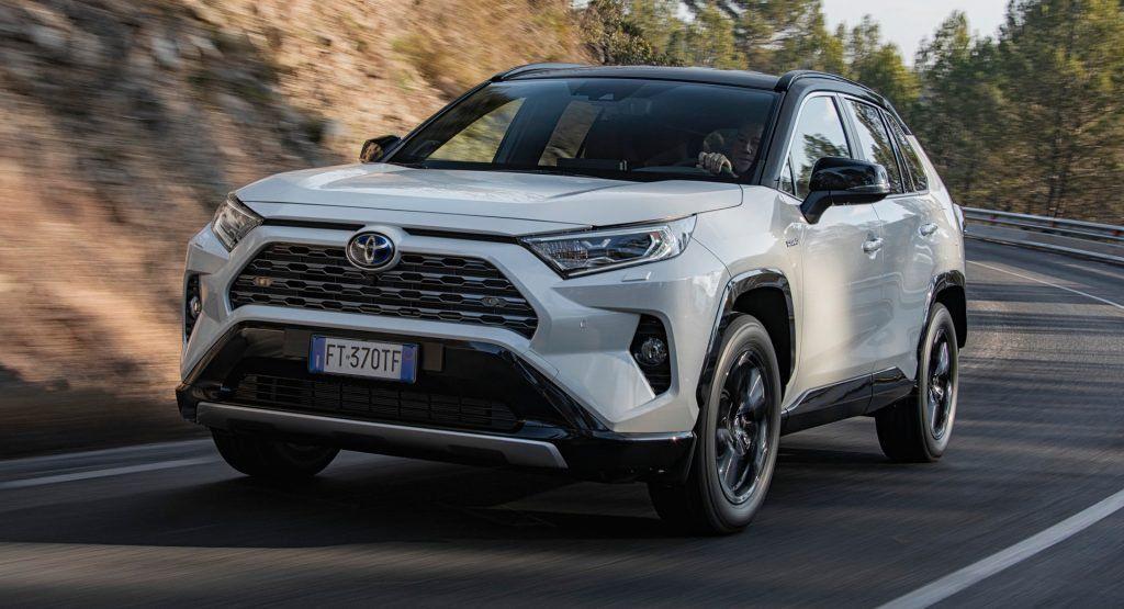 Toyota Details Euro Spec 2019 Rav4 Hybrid In Massive New Gallery Rav4 Hybrid 2019 Rav4 Rav4