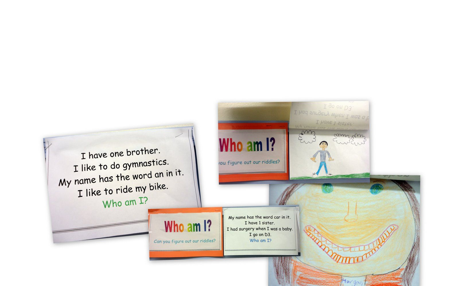 Who am I, riddles! Great for Open House! (With images