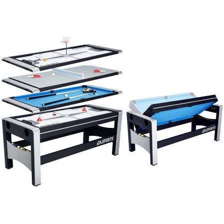 Stupendous Sports Outdoors Portable Pool Table Table Games Multi Beatyapartments Chair Design Images Beatyapartmentscom