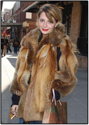 Pin By Markjmores On Hollywood Celeb Fur Fashion Fur