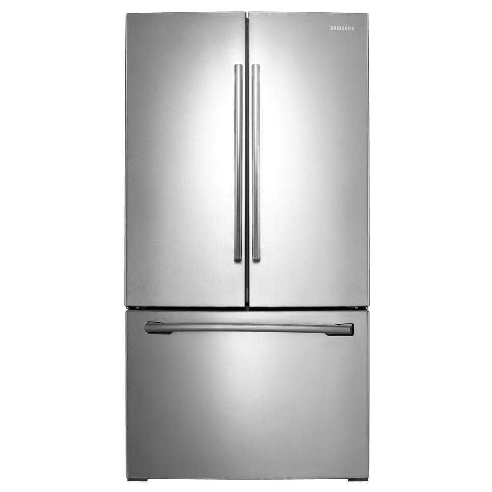 Samsung 25 5 Cu Ft French Door Refrigerator With Internal Water