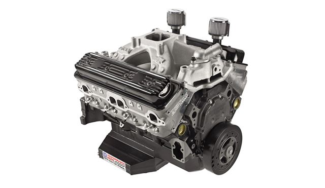 Improving Chevrolet S 604 Racing Crate Engine Crate Engines