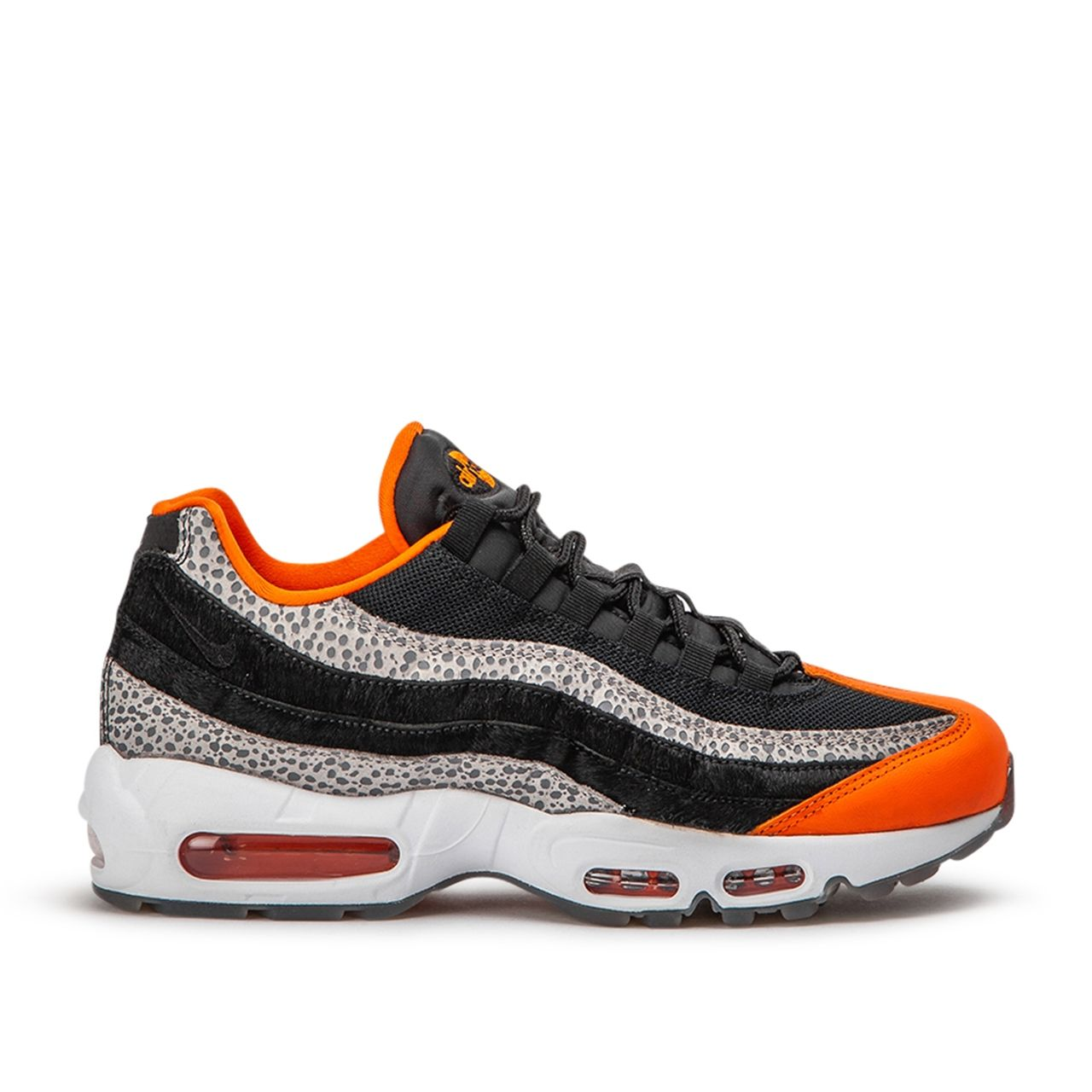 "Nike Air Max 95 ""Safari"" (Schwarz Orange) #sneaker #lpu"