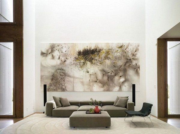 Large Wall Decor Ideas For Living Room Art Upstate New York