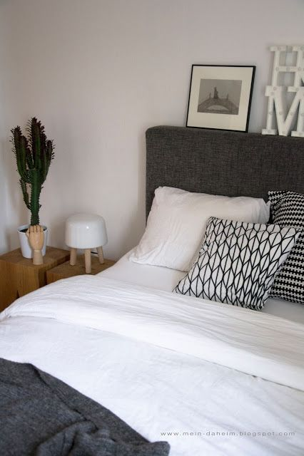 bedroom bed boxspring interior interiordesign. Black Bedroom Furniture Sets. Home Design Ideas