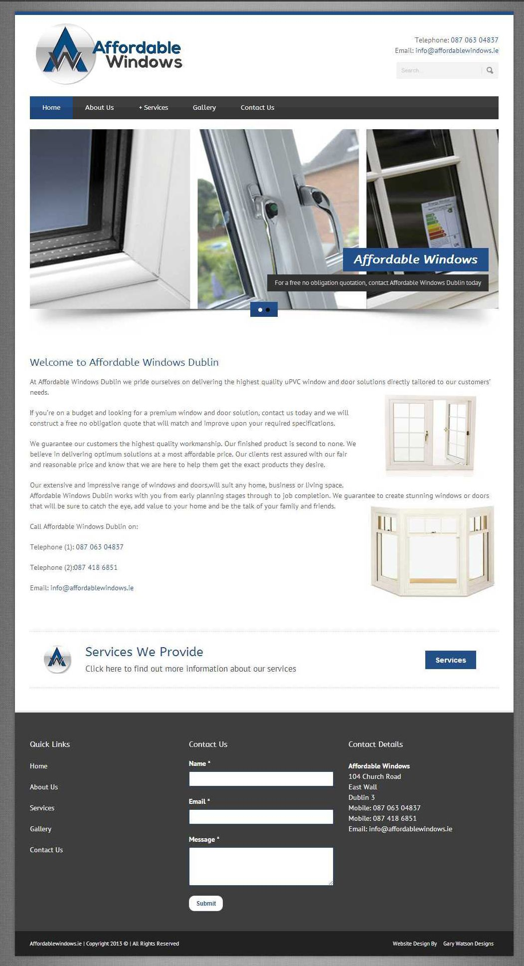 Affordable Windows Company Www Affordablewindows Ie Affordable Windows Affordable Websites Windows