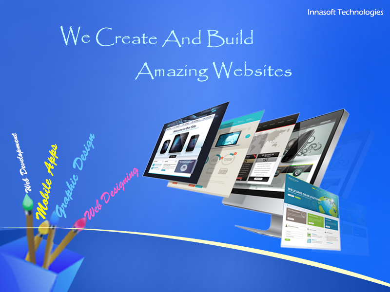 #Innasoft is offers creative #webdesigning services with different tools and software to attract customers in a unique way.  www.innasoft.in